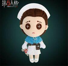 Identity V Survivor Doctor Emily Cosplay Plush Toy Doll Clothing Game