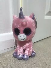 Ty Beanie Boo/boos Magic the unicorn 6""