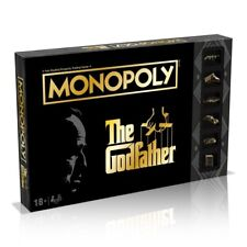 Winning Moves Monopoly The Godfather Board Game - Wm00575