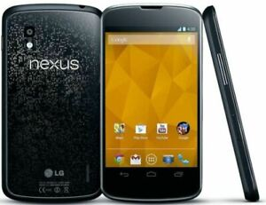 LG Nexus 4 E960 8GB Black Unlocked Android Smartphone