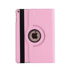 """For 9.7"""" iPad 2 iPad 3 iPad 4 Rotating Magnetic Leather Case Smart Cover+Stylus"""