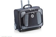 Drakes Pride - Low Roller - Trolley Bag - Black