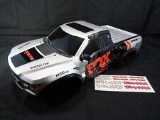 NEW Traxxas Slash Ford Raptor 1/10 2wd Fox Racing Edition Painted Body Shell