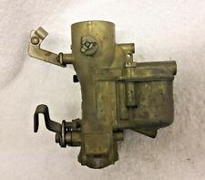 Zenith 30VM Carburettor Hillman