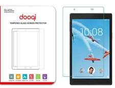 Dooqi Tempered Glass Screen Protector Saver for Lenovo Tab 4 8 (Tablet 8 inch)