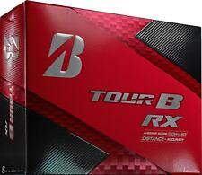 BRIDGESTONE TOUR B RX 4 DZ GOLF BALLS - WHITE - NEW IN BOX