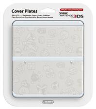 NEW Nintendo 3DS Cover Plates No.23 Emboss Super Mario Bros.
