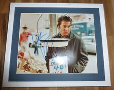 DUSTIN HOFFMAN-A Superb Hand Signed Photo & Mounted-RARE Legend & With COA Too
