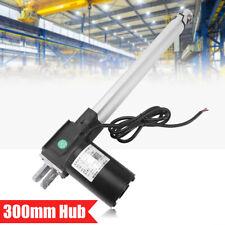 750N Linearantrieb 12V 10mm//s Elektrischer Linearantrieb Ausführung 400mm SUPER