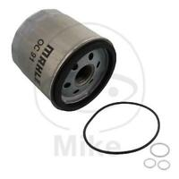 Mahle Ölfilter OC91 passt in BMW R 1150 GS ABS 2005 R21 85 PS