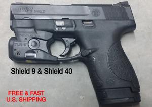 STREAMLIGHT 69273 TLR-6 Pistol Mount Flashlight Red Laser M&P SHIELD 9 SHIELD 40