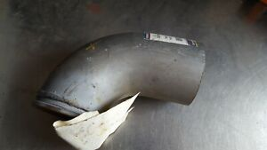 CNH CASE 397542A1 EXHAUST TUBE, ELBOW 621D WHEEL LOADER
