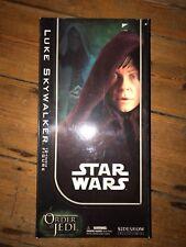 Sideshow orden de los caballeros Jedi Luke Skywalker Jedi Knight afssc 1040