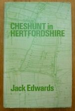 Cheshunt in Hertfordshire, Jack Edwards, District Council HB 1st 1974