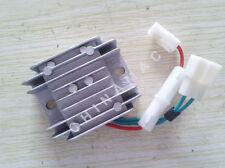 Charging 12 volt battery on petrol and diesel engines Regulator Rectifier