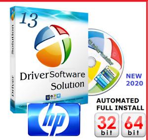 HP Windows PC & Laptop DRIVERS DVD Recovery|Restore|Install XP|Vista|7|8|10 UK