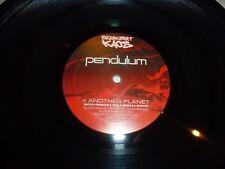 "PENDULUM - Another Planet - 2004 UK 2-track 12"" Vinyl Single"