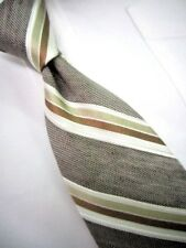 BROOKS BROTHERS XL Tie  Extra Long Silk Linen - $79.50 NWT USA