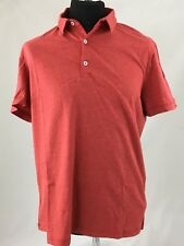 H&M Slim Fit Red Polo XL