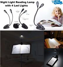 LED Flexible Neck Daylight Clamp Clamp Lamp Clip on Spot Light for Reading Desk