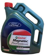 Genuine Ford 5w30 Castrol Magnatec Professional Oil 5Ltr 1502265 15534F