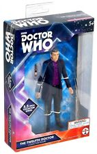 Doctor Who 5.5 Inch Collector Series Twelfth Doctor Purple Shirt Figure!