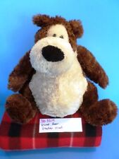 Gund Bear Goober bean plush (310-3219)