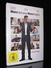 DVD MANN TUT WAS MANN KANN - JAN JOSEF LIEFERS - Deutsche Komödie *** NEU ***