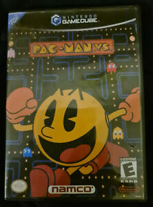 Pac Man vs. - Nintendo GameCube - PAL - Complete with manual