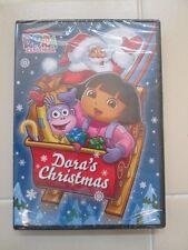 NEW Dora the Explorer's Christmas DVD Sealed Original Movie Nickelodeon