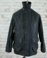 JOHN PARTRIDGE Countrywear Navy Wax Jacket size 34In 86Cm
