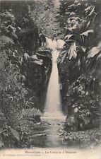 MARTINIQUE  LE CASCADE d'ABSALON~LEBOULANGER PHOTO POSTCARD