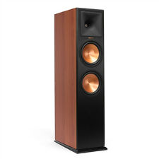 Pair Floorstanding Speakers Klipsch Rp-280f Ebony Coffers Italy