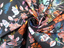 Italian stretch cotton sateen 100%, 'Central Italy', (per metre) dress fabric