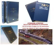 KATO 10-562 SOLO ONLY SEULE BOX ORIGINAL ORIENT EXPRESS Nostalgie Istanbul '88 N