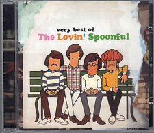 CD - Very Best of The Lovin' Spoonful - Daydream, Summer In The City (60)