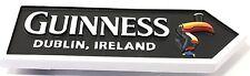 Guinness Toucan Roadsign 3D resin fridge magnet (sg 05019)