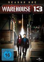 Warehouse 13 - Season One [3 DVDs] | DVD | Zustand gut