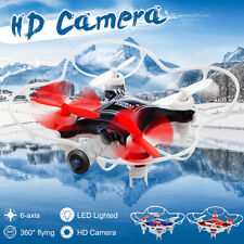 Mini RC Quadcopter 2.4GHz 4CH 6-Axis Gyro Drone FPV with WIFI Nano Camera