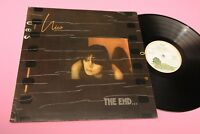 Nico LP The End Orig Italy 1974 EX Lamianted Cover Velvet Underground