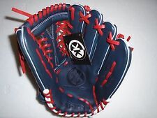 "MIKEN KOALITION 13.5"" RED/WHITE/BLUE MODEL SLOWPITCH GLOVE"