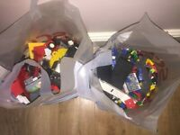 1kg Compatible Bricks plates parts Job lot Bundle. These fit a well known brand