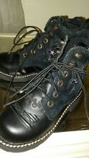Ariat girls boots Lace up Style size 9 M ~New