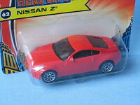 Matchbox Nissan Z 350 Red Body 70mm Toy Model Car in BP