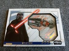 2020 TOPPS STAR WARS THE RISE OF SKYWALKER SERIES 2,KYLO REN VEHICLE#MVM-KT