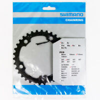 Shimano Sora FC-3550 34T 110mm BCD 9-Speed Chainring Black