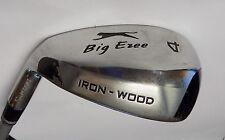 Left Handed Slazenger Big Ezee 4 Iron Graphite R/S Combo Shaft