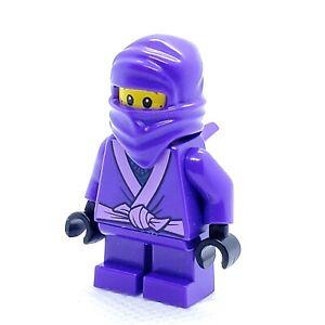 LEGO Minifigure Lil' Nelson njo263 Ninjago Purple Ninja