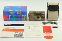【BOXED UNUSED】 Ricoh FF-9SD Limited Edition Point & Shoot film Camera From JAPAN