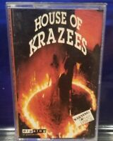 House of Krazees - Home Sweet Home Cassette Tape twiztid HOK insane clown posse